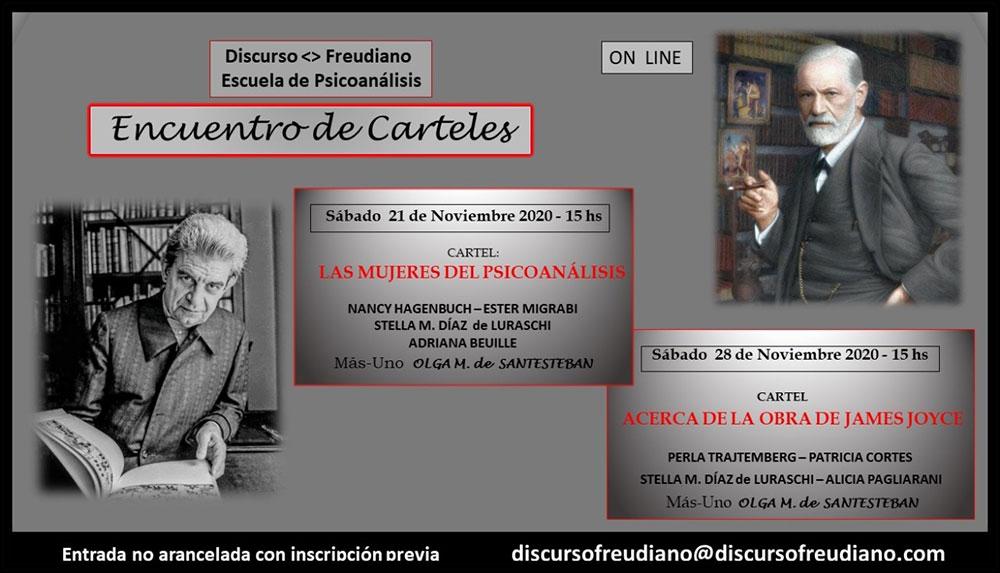 Discurso Freudiano - Novedades - Encuentro de Carteles