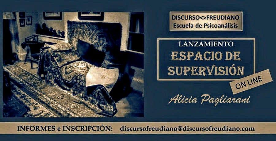 Supervición online - Discurso Freudiano